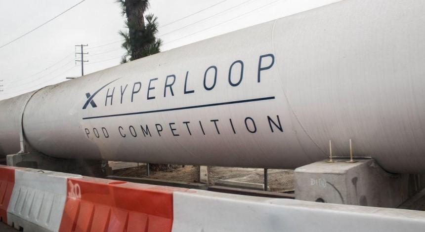 Rozrobnyky Hyperloop rozpovily, koly zapustyat' nadšvydkisnyj poїzd u komercijne vykorystannya