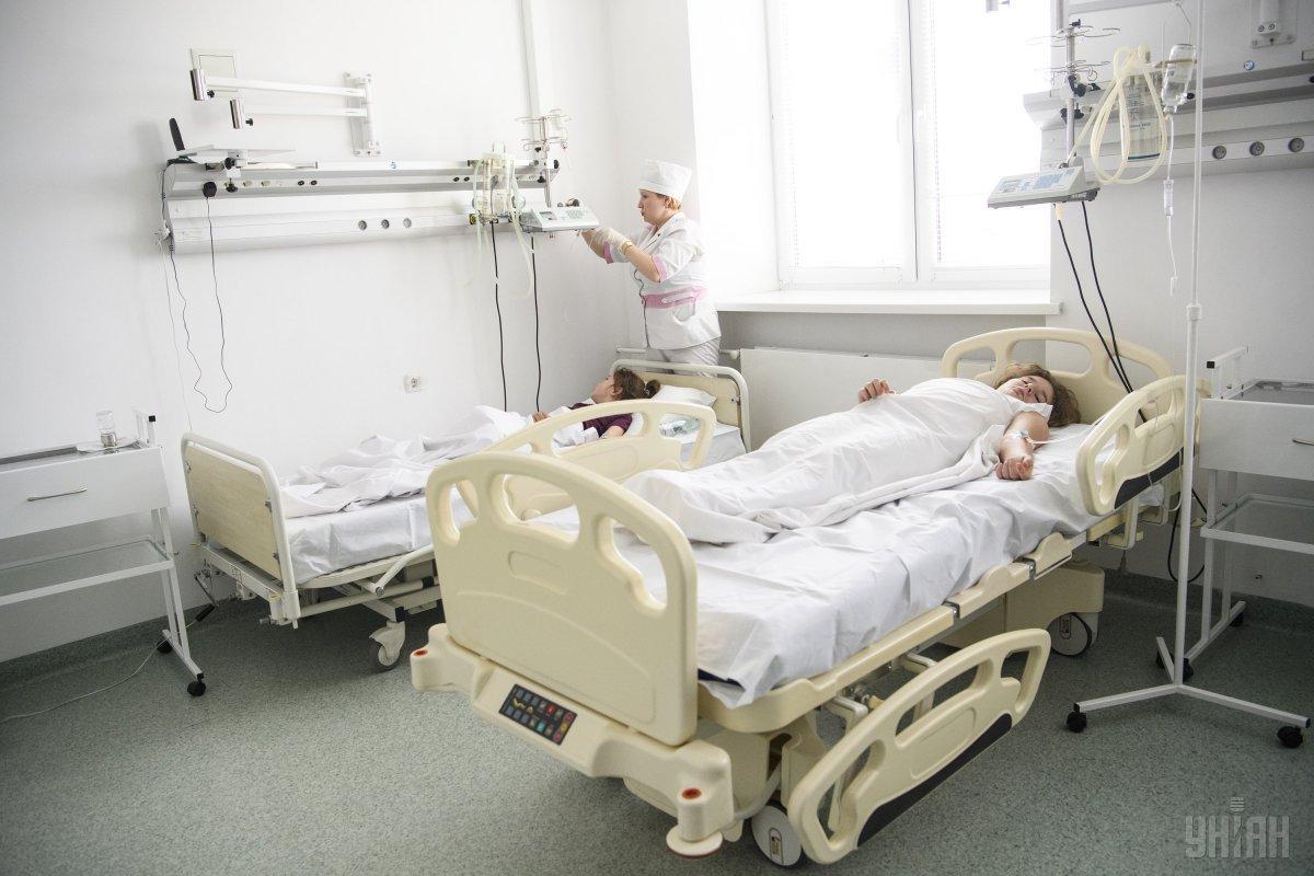 Їжа з весілля вклала на лікарняні ліжка майже 30 людей / фото УНІАН