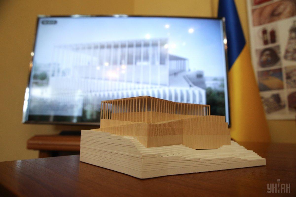 Суд отказал в снятии ареста с участка, где будут строить Музей Революции достоинства photo