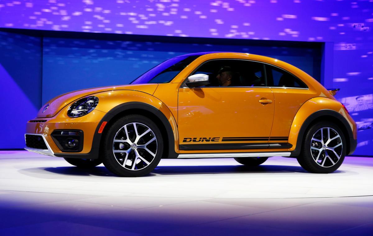 Volkswagen Beetle / REUTERS