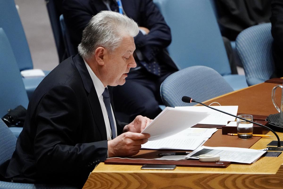 Ельченко ответил постпреду России в ООН: просто оставьте нас в покое photo