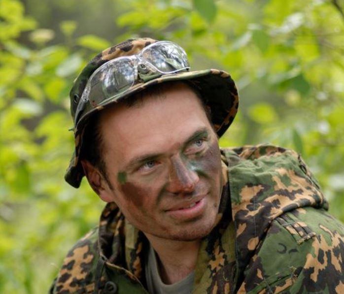 Im`jam Maksyma Šapovala nazvaly odnu zistolyčnyx vulyc' / foto - gur.gov.ua