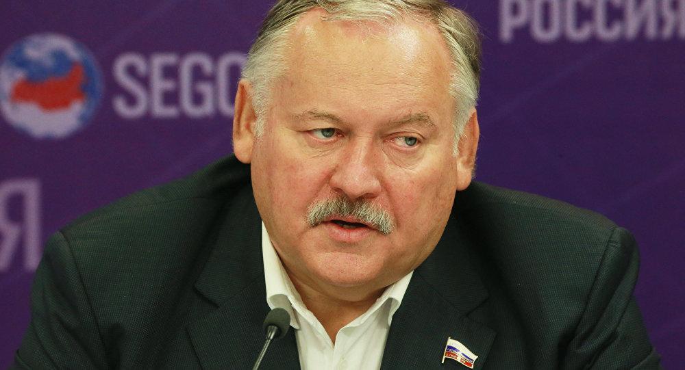Zatulin prodovžuje zajmatysya biznesom v Kyjevi / foto sputnik-georgia.ru