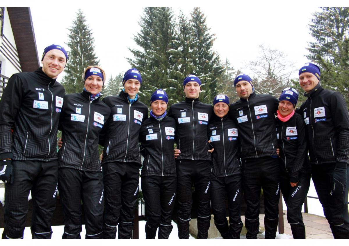 Zbirna Ukraїny z biatlonu / biathlon.com.ua
