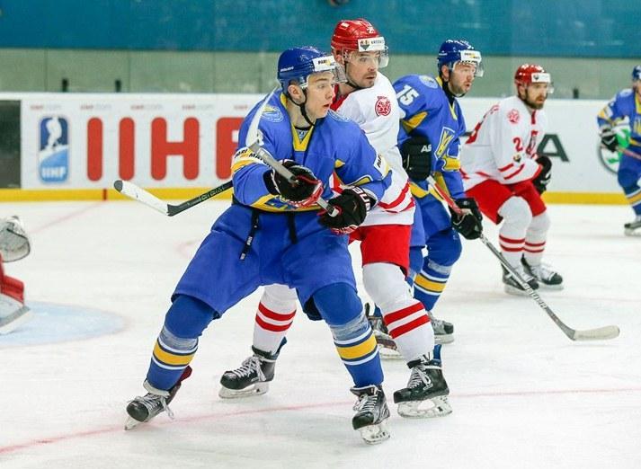 Zbirna Ukraїny z xokeju zihraje na domašnyomu mižnarodnomu turniri / xsport.ua