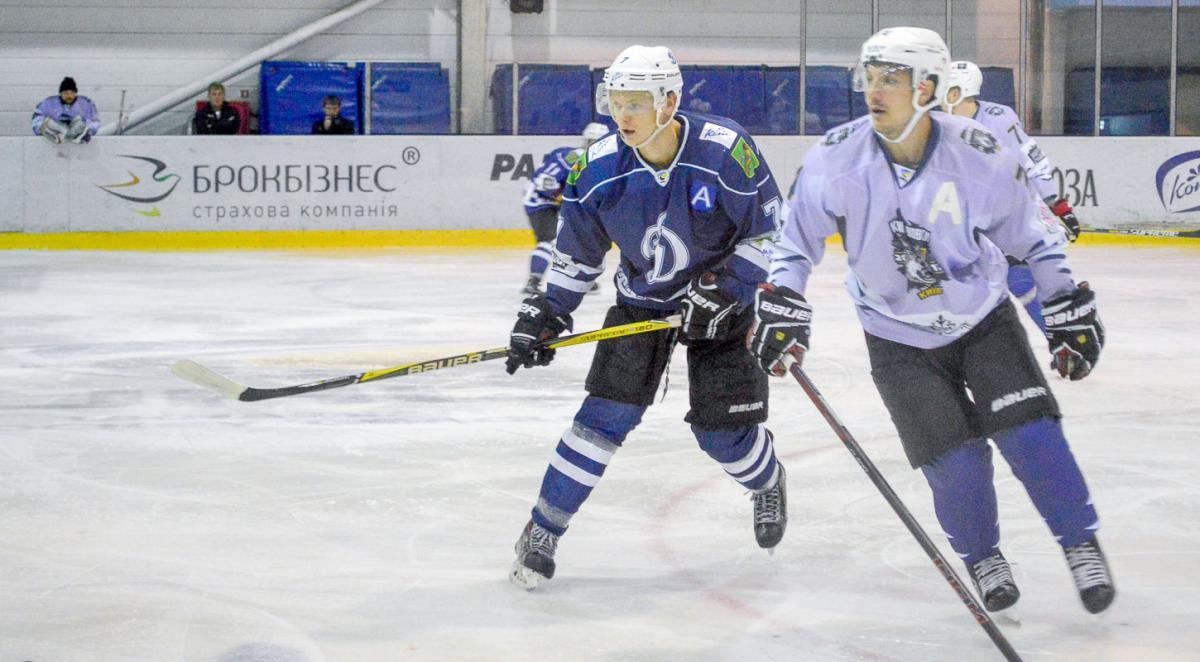 Dynamo vpevneno obihralo Kryžanyx Volkov v Kyjevi / uhl.ua