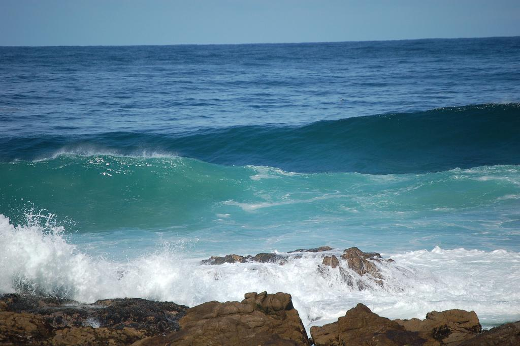 Okean, a razom z nym i planeta, nahrivajet'sya značno švydše, niž vvažalosya/ Flickr/gail