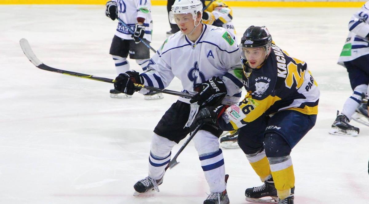 Белый Барс всухую обыграл Динамо в последнем матче 31-го тура УХЛ