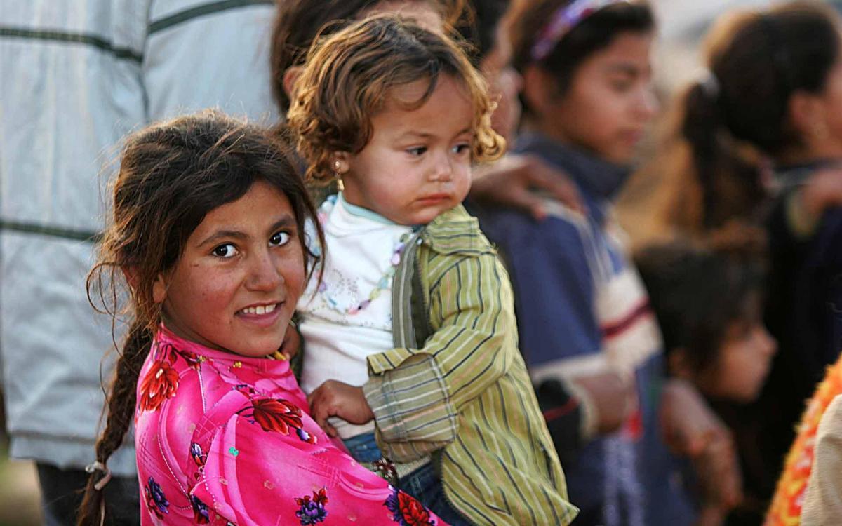 В Сирии в лагере для беженцев дети гибнут от холода - ВОЗ photo