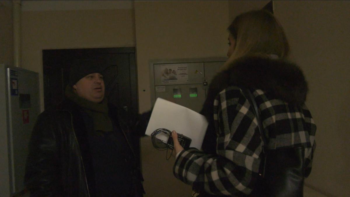 Andrij Venhryn žyve u Kyjevi / foto UNIAN