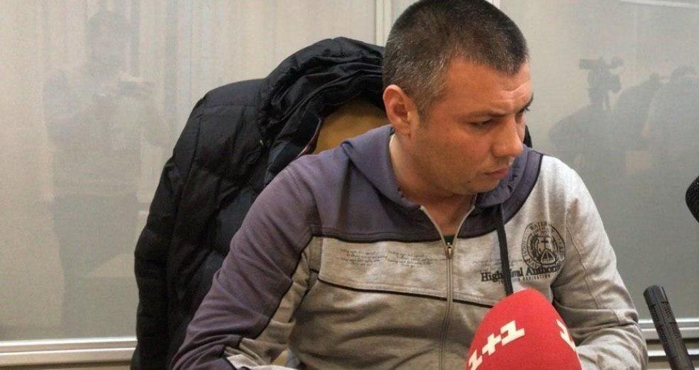 """В суде раскрыли личность полицейского, подозреваемого в избиении активиста с криками """"Ложись, Бандера"""" photo"""