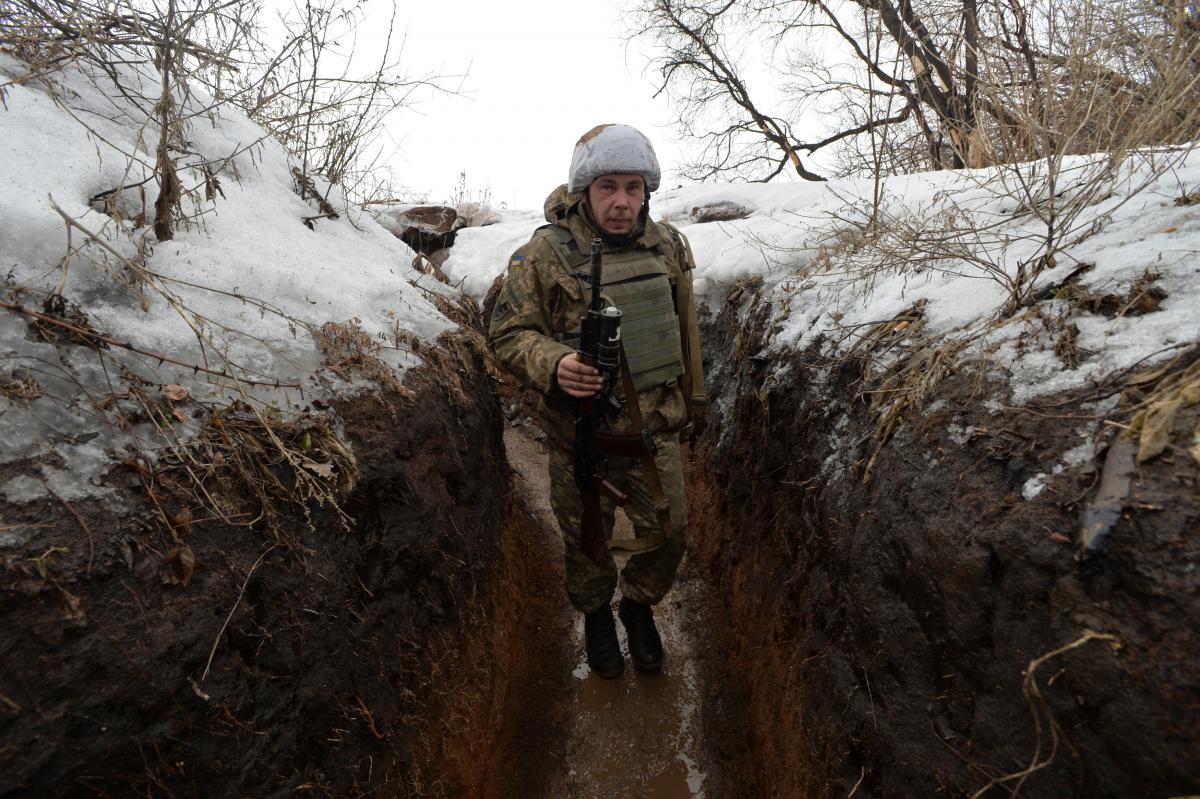 Перемирие на Донбассе — с начала суток оккупанты один раз нарушили