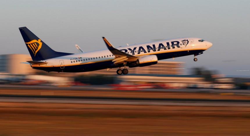 Ryanair oholosyv rozprodaž na aviakvytky z Odesy na čest' zapusku peršoho rejsu