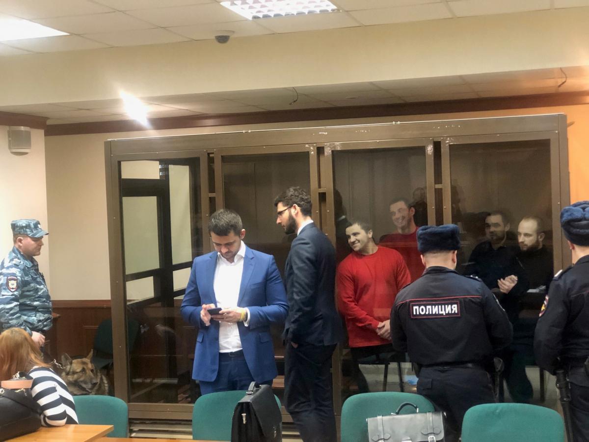 Росія незаконно утримує 24 українських моряків / фото УНІАН