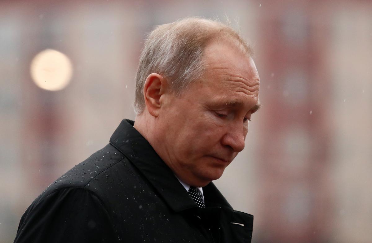 Volodymyr Putin / REUTERS