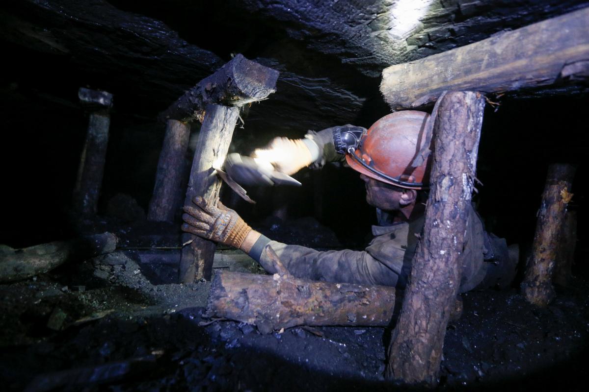 Минэнерго накануне митинга шахтеров в Киеве анонсировало ликвидацию долгов по зарплате