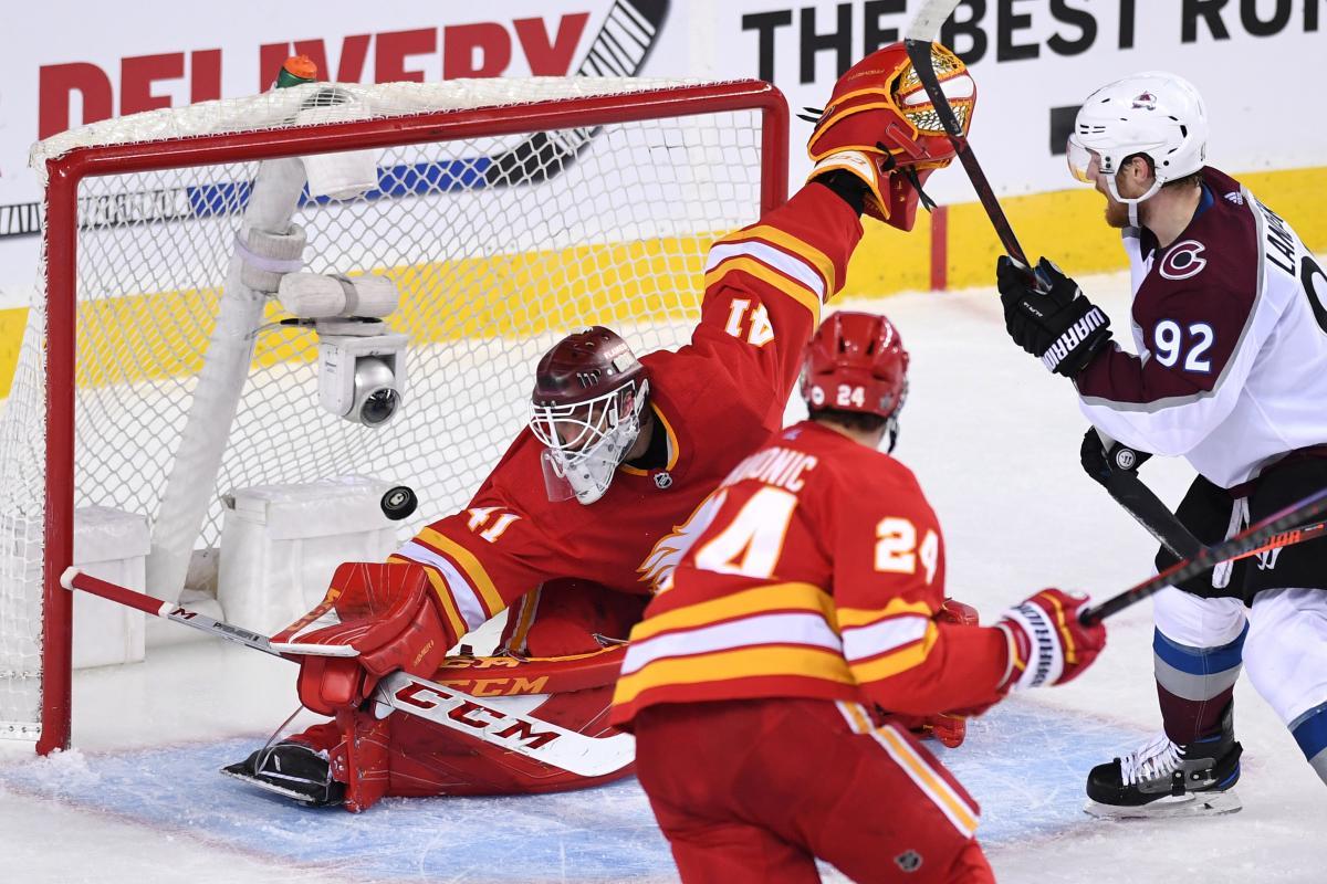 Кубок Стэнли: Колорадо выбил Калгари из плей-офф НХЛ, Торонто близок к победе над Бостоном