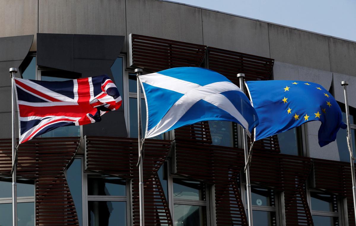The Guardian: Великобритания трещит по швам, распад страны начался