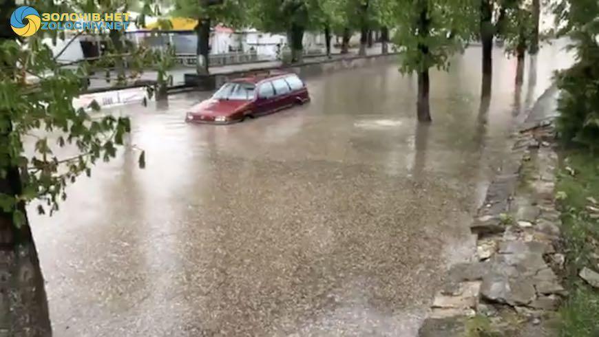 Львовщину на Пасху затопило photo