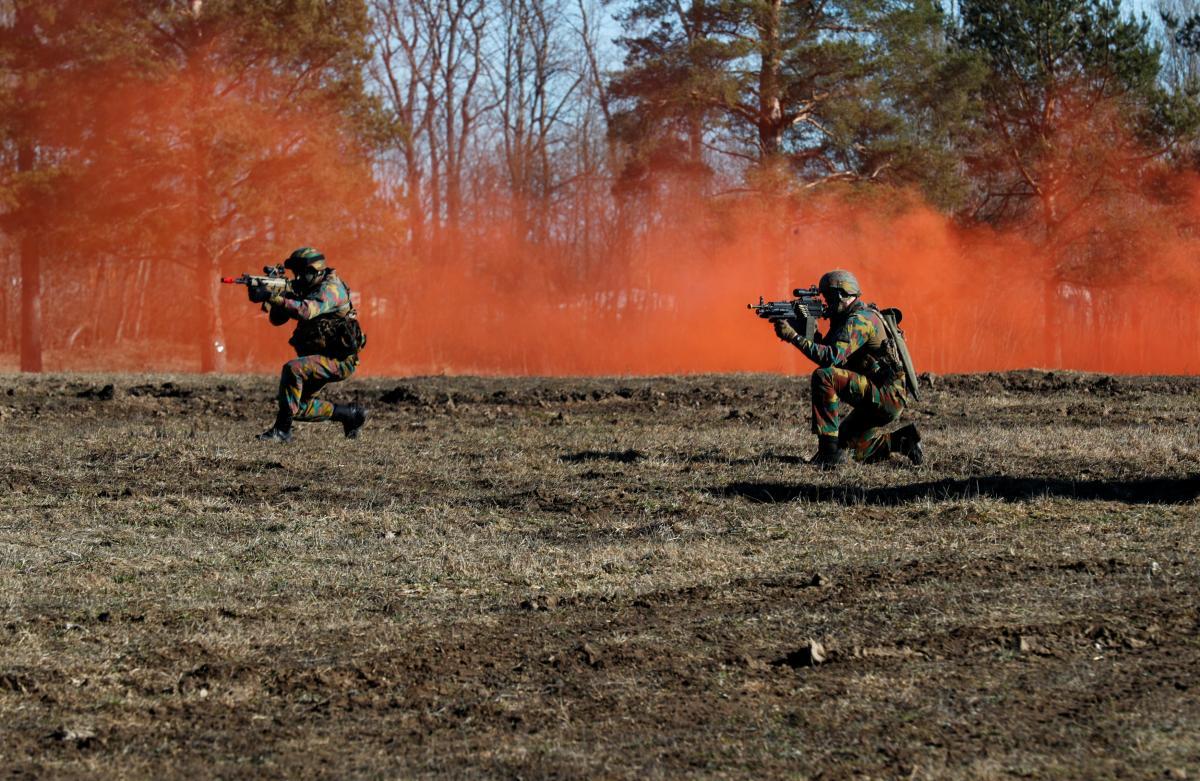В Эстонии начинаются учения с участием украинских военных - СМИ photo