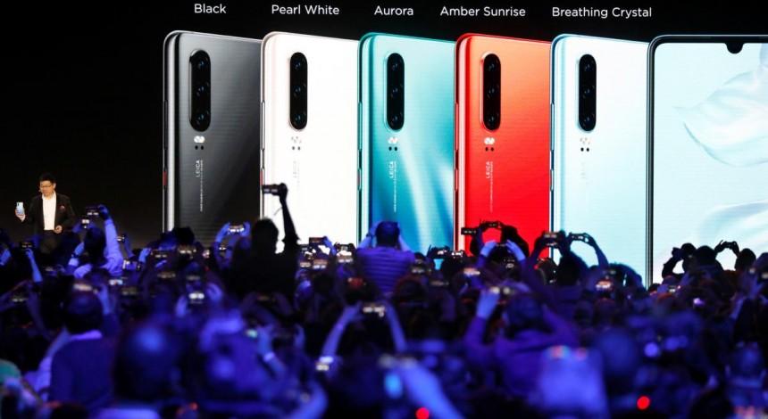 Huawei ne vykorystovuvatyme vlasnu OS jak zaminu Android