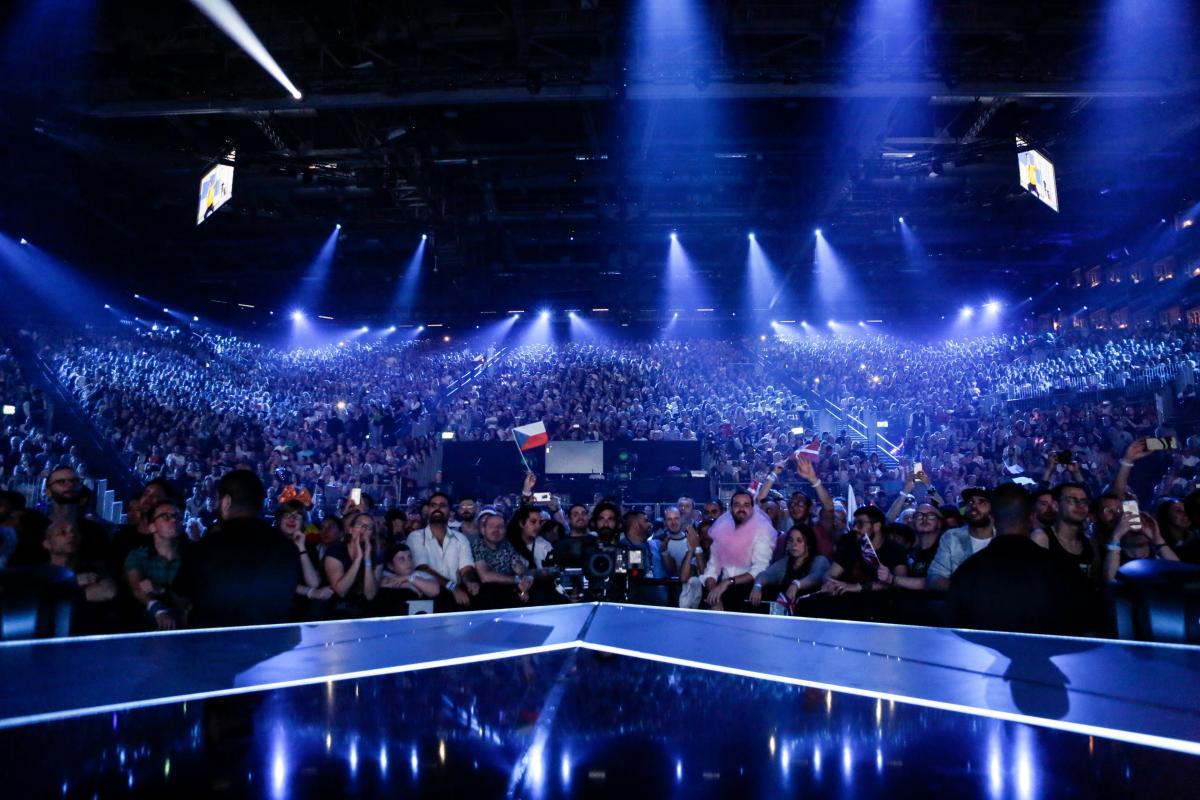 Білорусь відсторонили від голосування у фіналі Євробачення\ Andres Putting