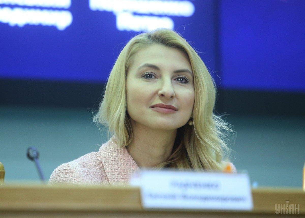 Секретар Центральної виборчої комісії Наталя Бернацька / фото УНІАН
