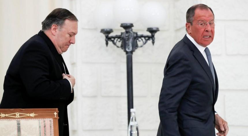 Помпео обговорить з Лавровим Україну після саміту в Парижі – WP
