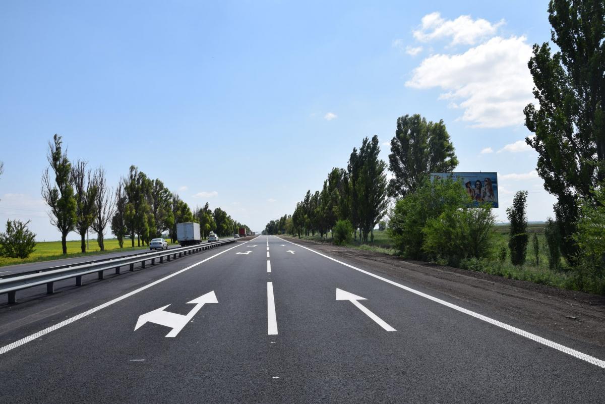 Найкоротший із варіантів - 18 км / фото facebook/Ukravtodor.Gov.Ua