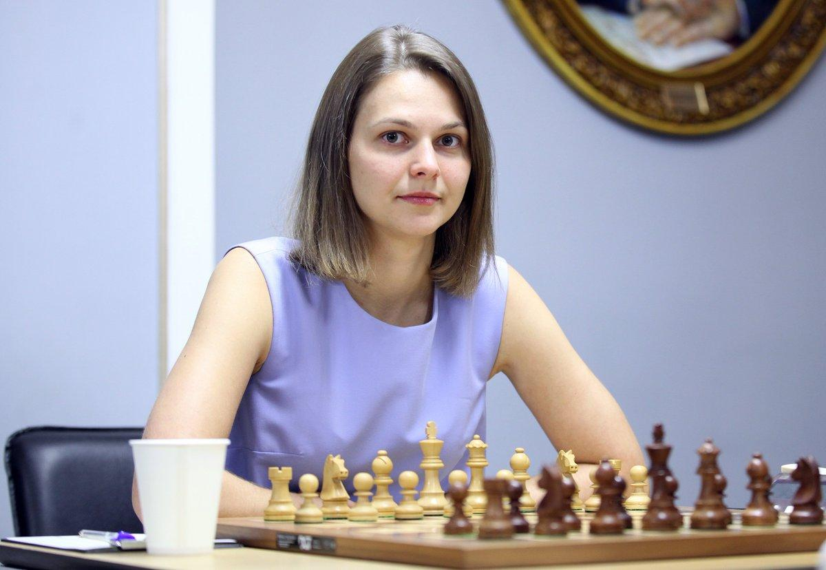 Анна Музичук заробила 40 тисяч євро призових / фото: twitter.com/fide_chess