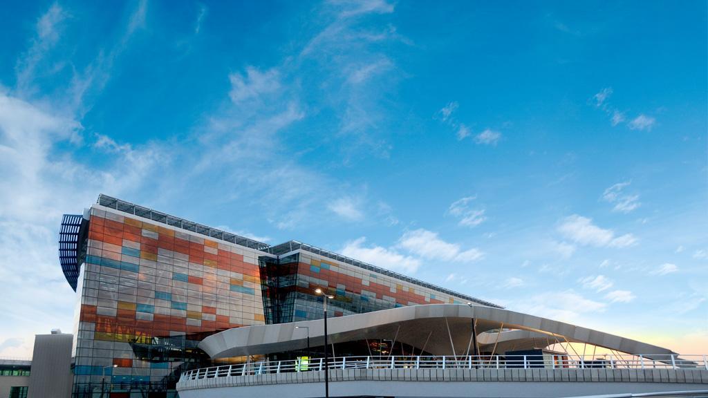 Міжнародний аеропорт «Звартноц» у Єревані / Фото wikipedia.org / Armenia The World