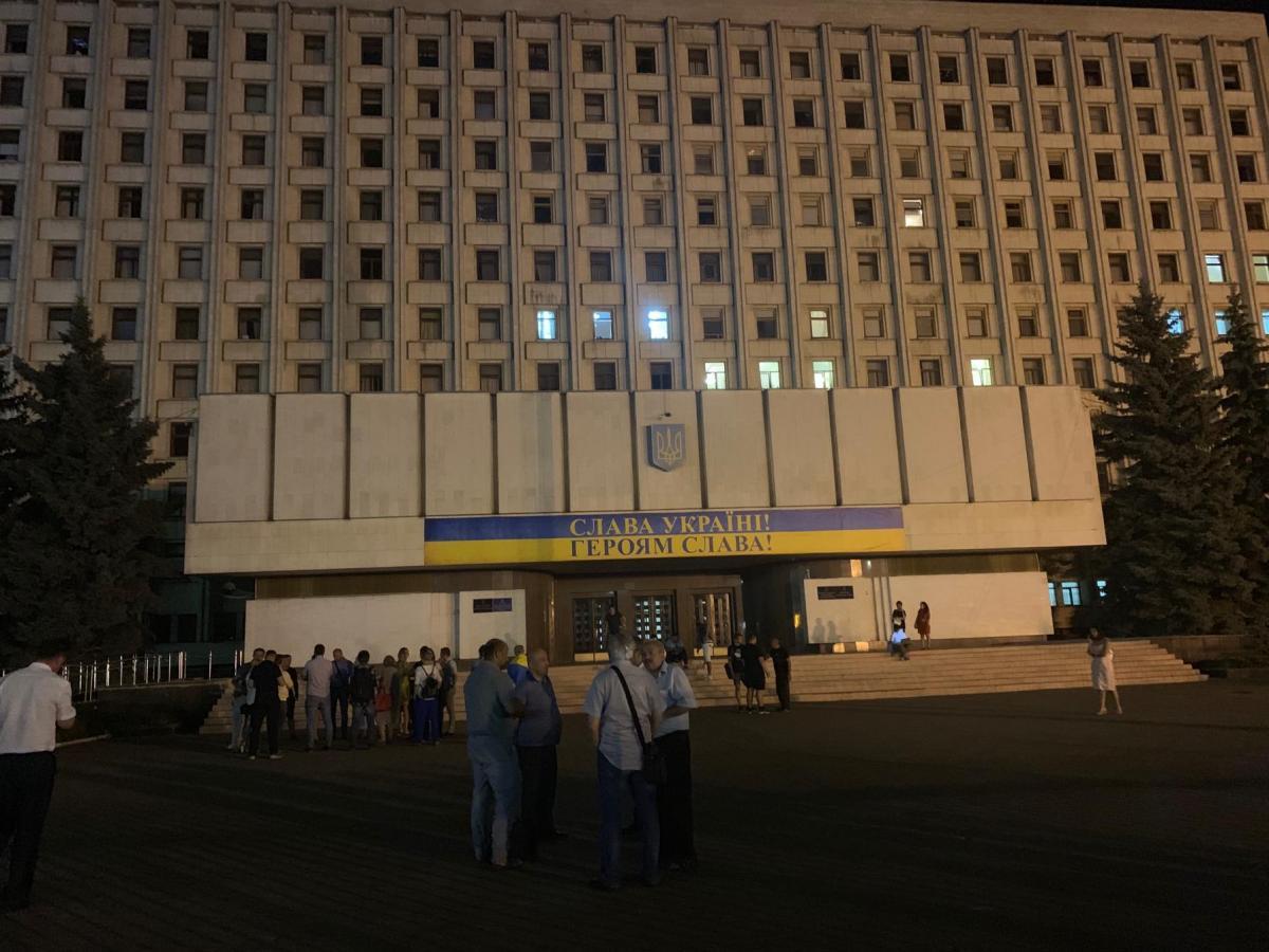 Суд отменил решение ЦИК об отказе партии Саакашвили в регистрации на выборах