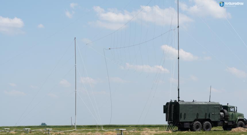 V Ukraїni projšly vyprobuvannya novoї stanciї radioelektronnoї borot'by (foto, video)