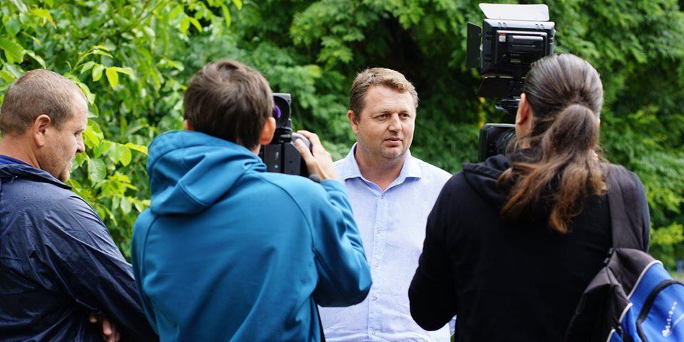Начальнику Закарпатського облуправління лісового та мисливського господарства повідомлено про підозру / фото zakarpatlis.gov.ua
