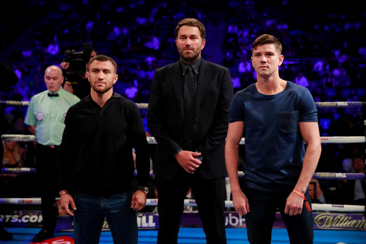 Ломаченко - Кэмпбелл: появился яркий промо-ролик к бою за три чемпионских титула