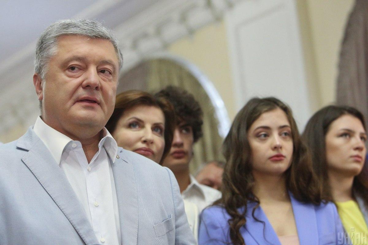 Коронавирус в семье Порошенко - стали известны новые детали — новости Украины —