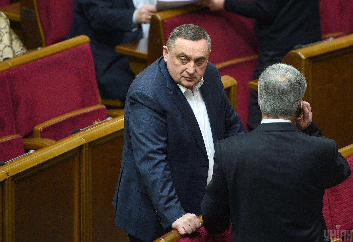 Bohdan Dubnevyč vyznav porazku na vyborax / foto UNIAN