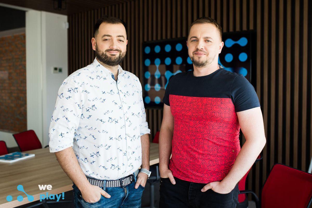 Засновники WePlay! Esports Юрій Лазебников таОлег Крот планують виходити на міжнародний рівень