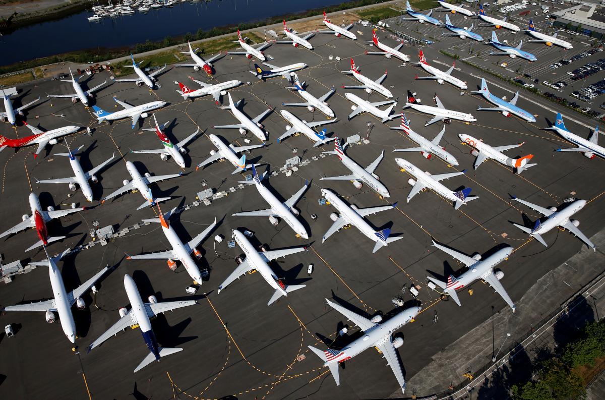 Известны сроки, когда Boeing 737 MAX сможет вернуться в небо — Новости Украина — УНИАН