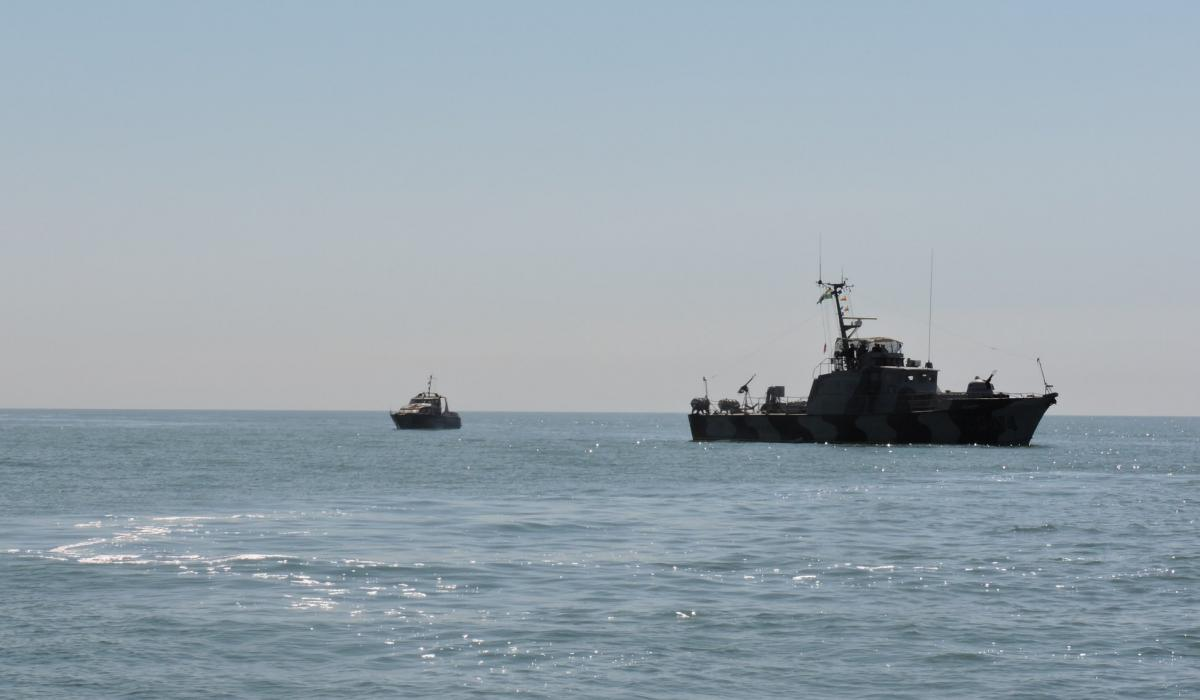 Украина с Грузией подали жалобу на РФ из-за препятствования навигации в море