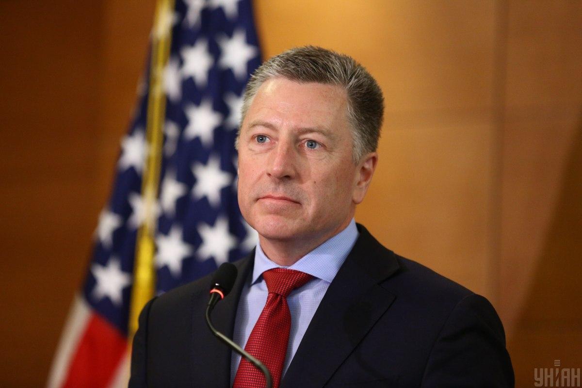 США должны сыграть ведущую дипломатическую роль в вопросе Донбасса - Волкер