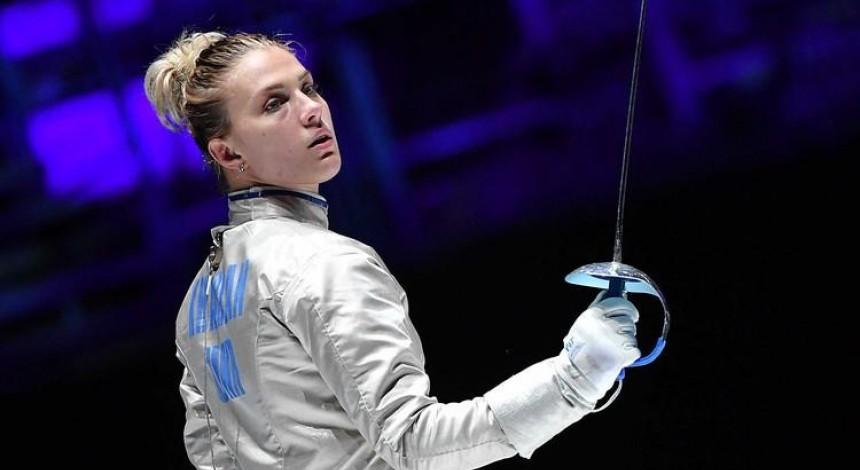 Šestyrazova: ukraїnka Xarlan vyhrala čempionat svitu z fextuvannya (video)