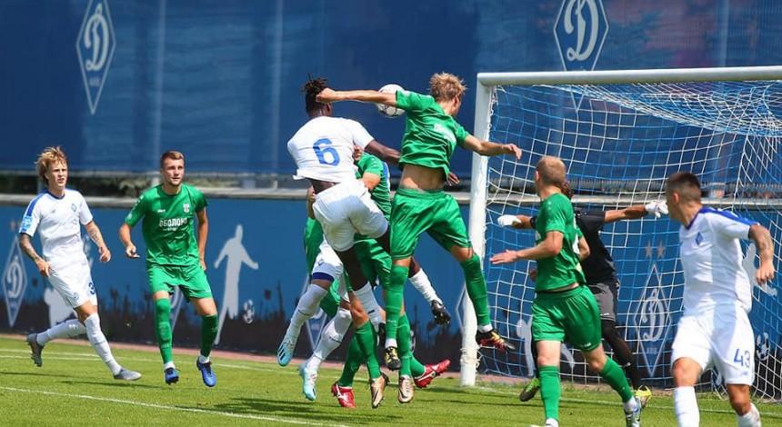 Ničyja i porazka: Dynamo provelo dva matči za den' (video)
