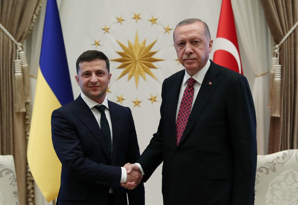 Зеленский завтра посетит Турцию: на повестке дня оборона и торговля