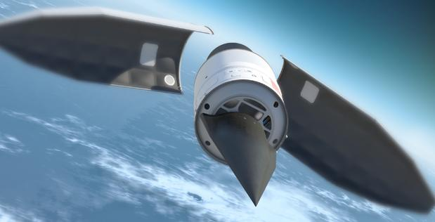 Amerykans'ka hiperzvukova raketa Falcon / foto darpa.mil
