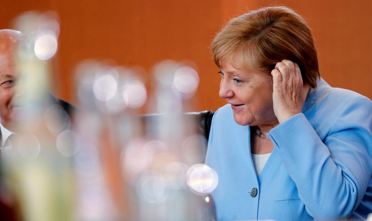 Меркель лично поедет в США договариваться о Северном потоке-2 - СМИ