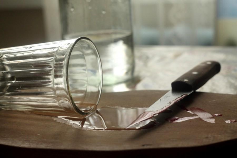 На Лесном массиве в Киеве пьянство двух братьев закончилась убийством: старший зарезал младшего