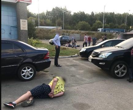Двом наркоторговцям вже повідомлено про підозри / фото vppnr.gp.gov.ua