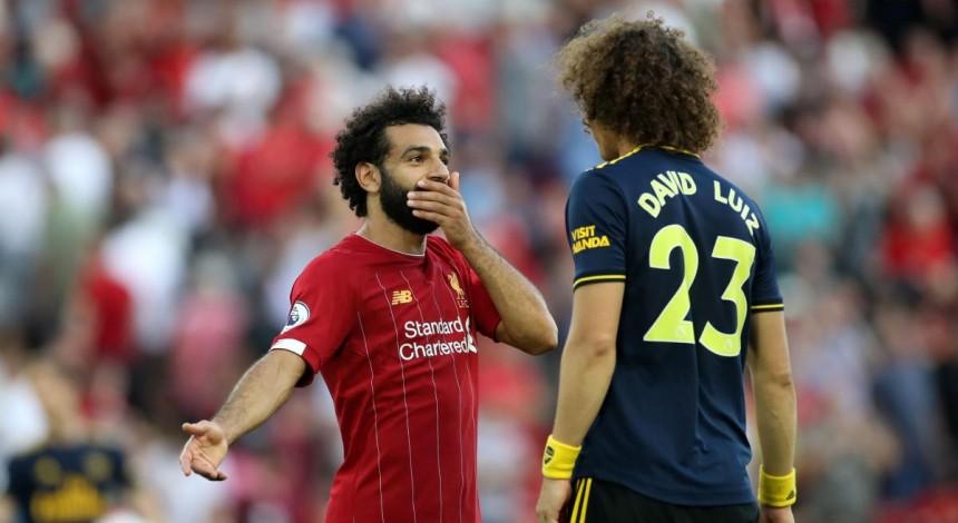 Liverpul' obihrav Arsenal u central'nomu matči turu APL (video)