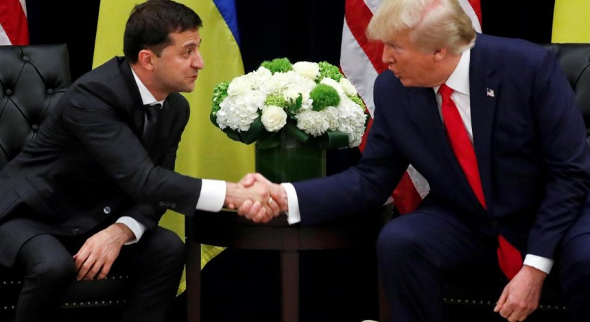 У Білому Домі випадково визнали тиск Трампа на Україну